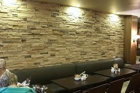 paredes imitacion piedra interior - Buscar con Google