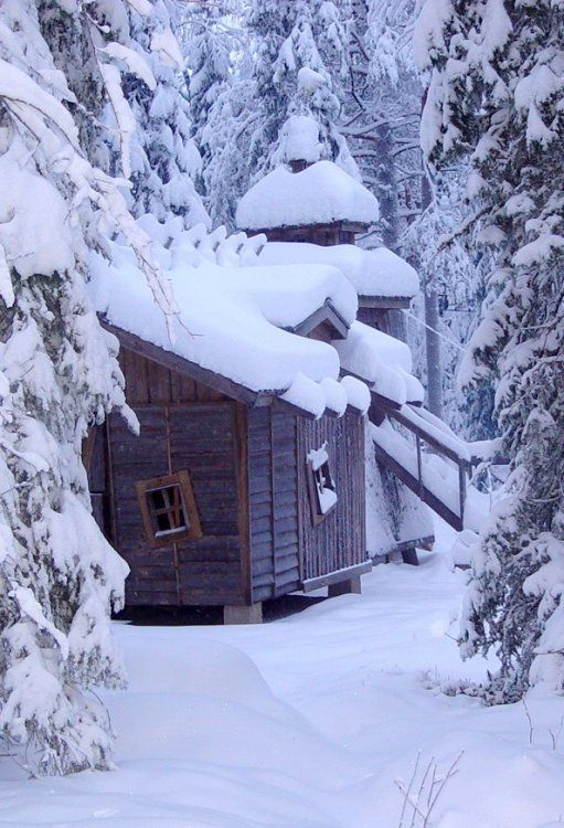 wouldn't mind spending winter here