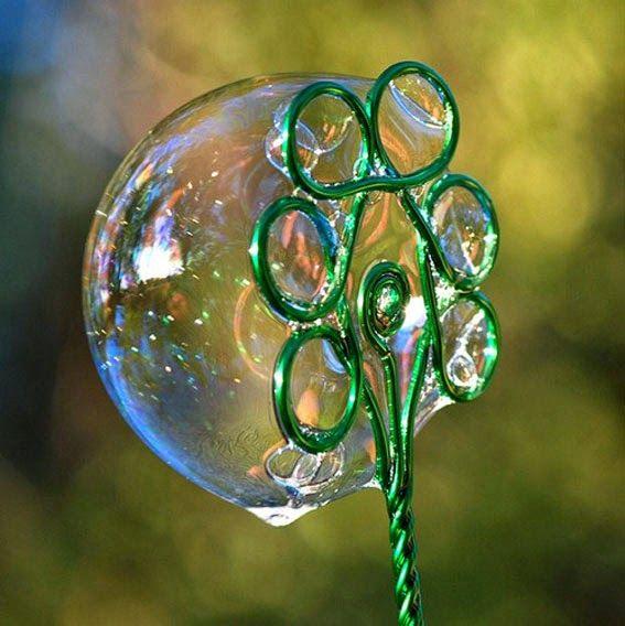 Qué cosas haces: Cómo hacer Pompas de Jabón Caseras - How to make Soap Bubbles