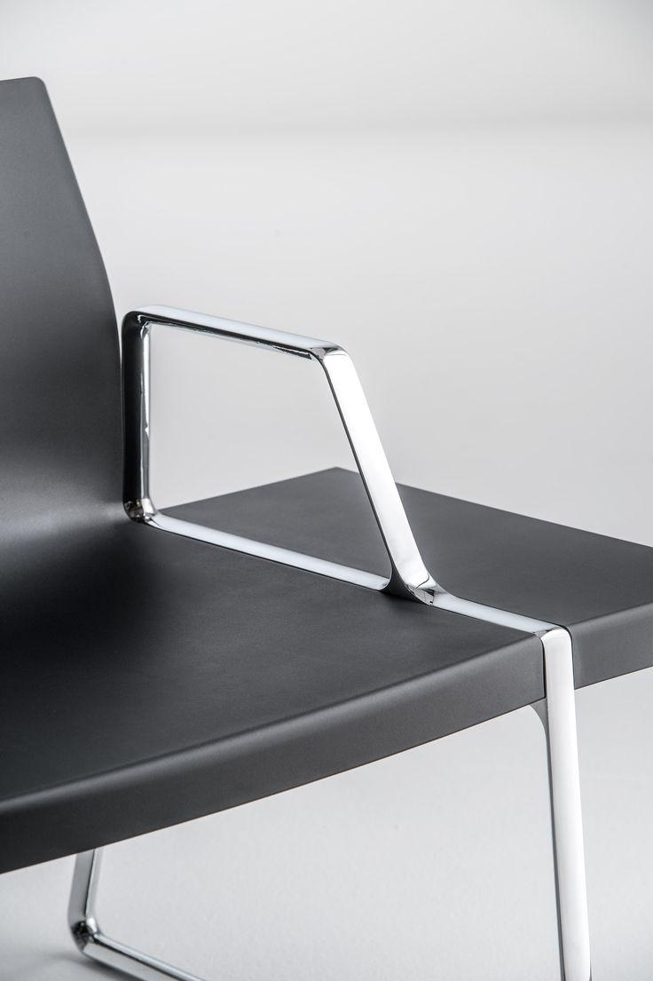 Die Casted Aluminium Leg And Armrest, Plural Design Jorge Pensi #Design  Studio For