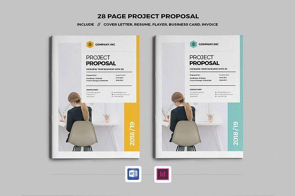 Web Design Proposal by Occy Design on @creativemarket #design #digitalmarketing #presentation #webdesign #proposal