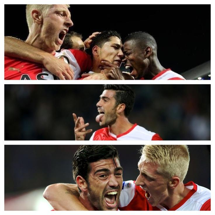 Feyenoord Rotterdam. love <3!!
