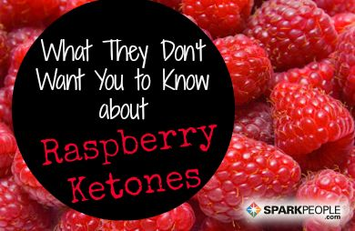 Do Raspberry Ketones Really Help You Lose Weight? What do YOU think? Know anyone who's tried them? | via @SparkPeople #weightloss