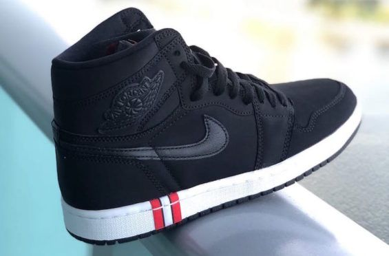 09fb2a431c9 Air Jordan 1 Retro High OG Paris Saint-Germain (PSG) Releasing This Month