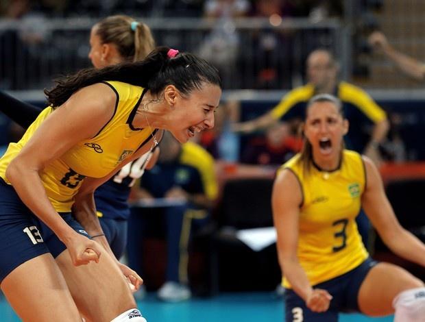 Sheilla vôlei Brasil x Rússia Olimpíadas Save 4 match point and win the match!!