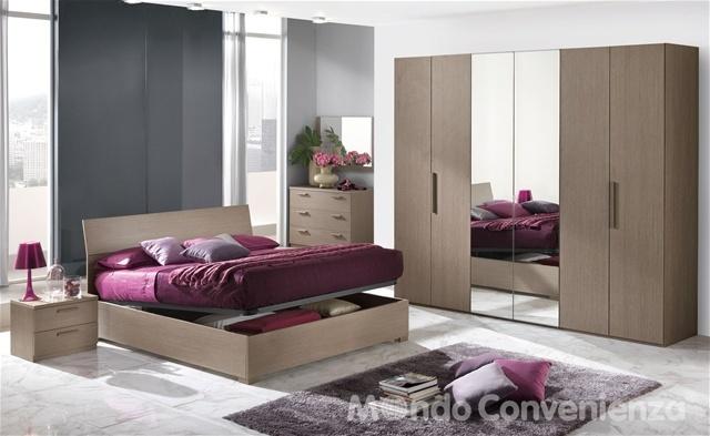 Night   camere da letto   camere complete   mondo convenienza ...