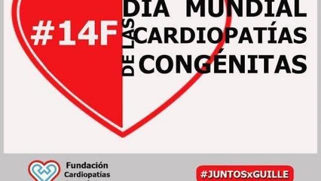 14 de febrero: Día Mundial de las Cardiopatías Congénitas