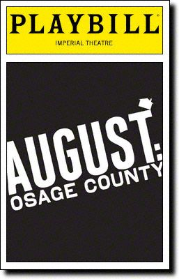 December 4, 2007: Tracy Letts' Pulitzer Prize-winning drama AUGUST: OSAGE COUNTY opened on Broadway at the Imperial Theatre