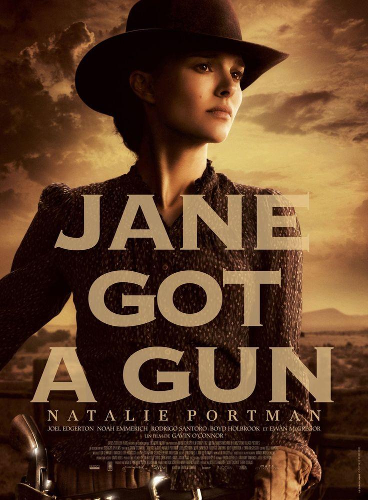 Jane Got a Gun est un film de Gavin O'Connor avec Natalie Portman, Joel Edgerton. Synopsis : Jane Hammond est une femme au caractère bien trempé mariée à Bill, l'un des pires bandits de la ville. Lorsque celui-ci se retourne contre son propre