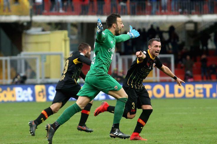The Daily Hilario: Benevento!