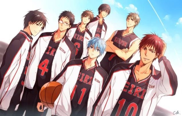 Kuroko no Basuke || KnB || Kuroko No Basket