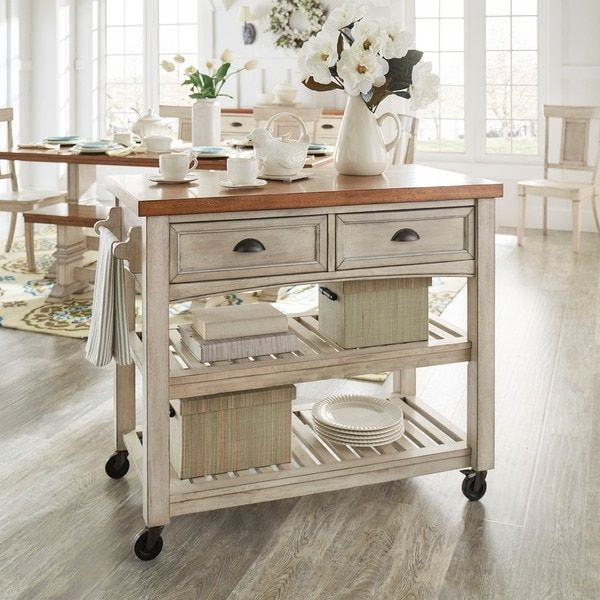1000+ Ideas About Small Kitchen Islands On Pinterest