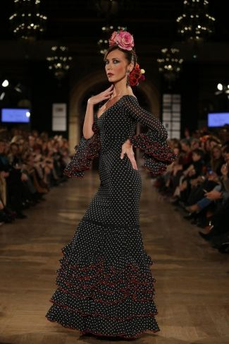 Traje de Flamenca - Pol-Nunez - We-Love-Flamenco-2016