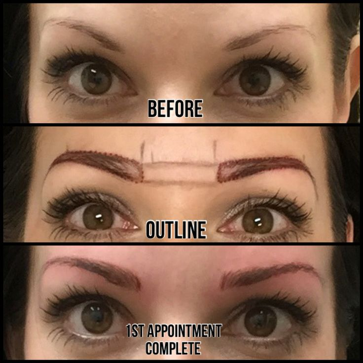 Semi permanent makeup costa blanca fay blog for Eyebrows tattoo price