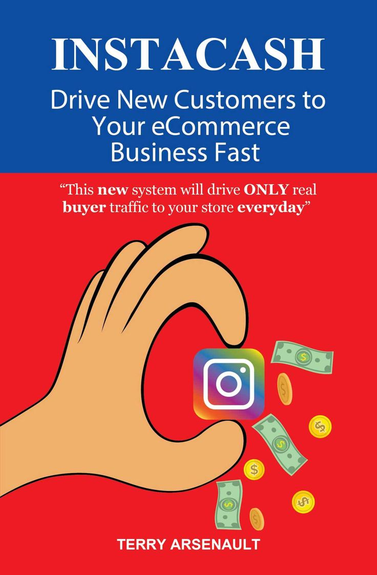 INSTACASH - Drive New Customers to Your eCommerce Business Fast: This new system will drive ONLY real buyer traffic to your store everyday