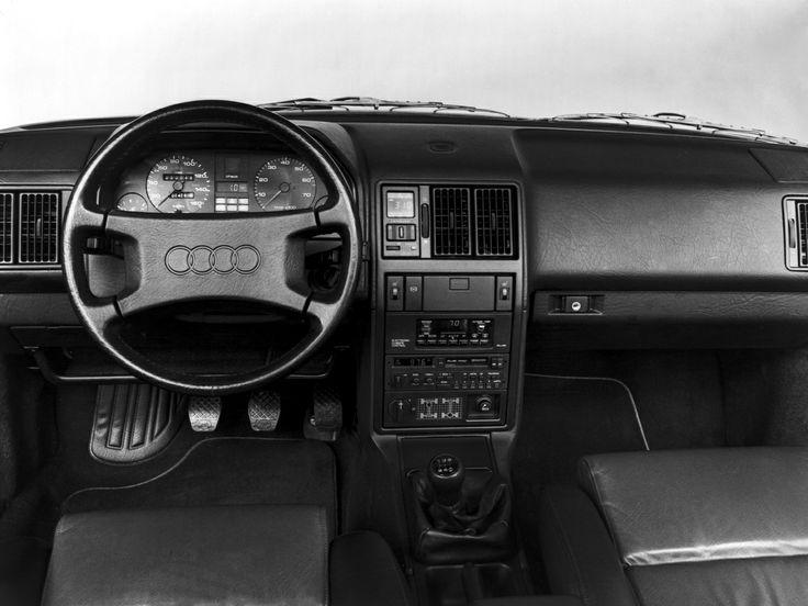 Audi 5000 (1986). (Called Audi 200 in Europe.)