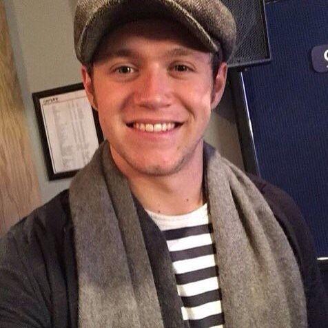 Niall Horan Snapback 2015