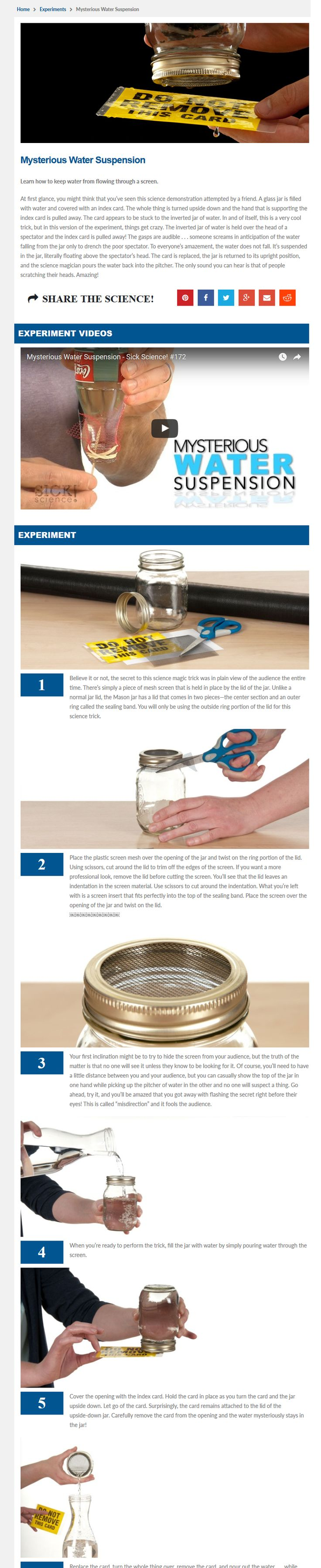 186 best Amazing STEM Science Kits from Steve Spangler images on