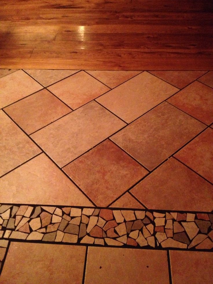 1000 Images About Tile To Wood Floor Transition On