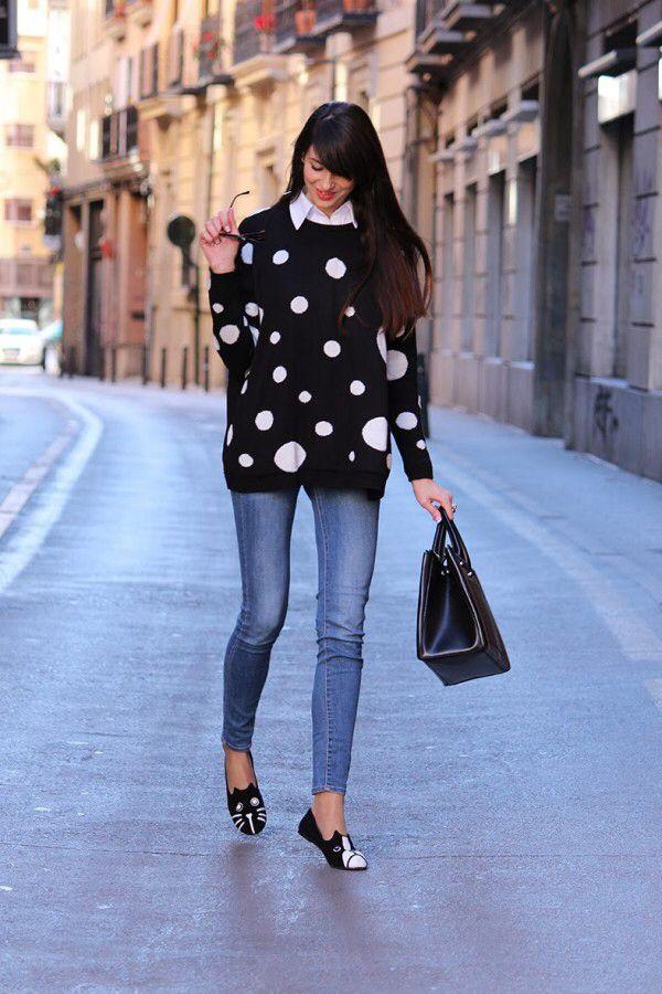 Jumper & shoes :)