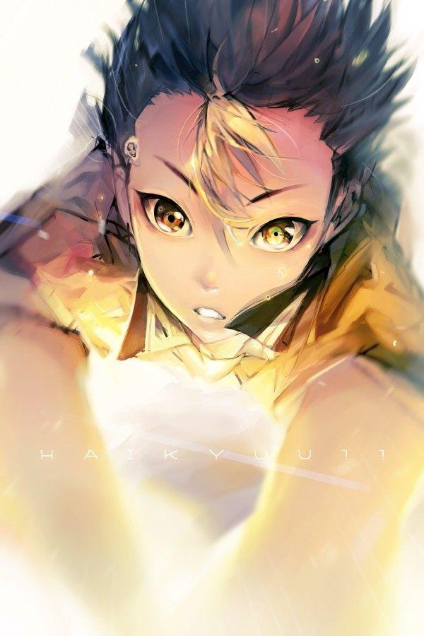 Nishinoya Yuu | Haikyuu!! | ♤ Anime ♤