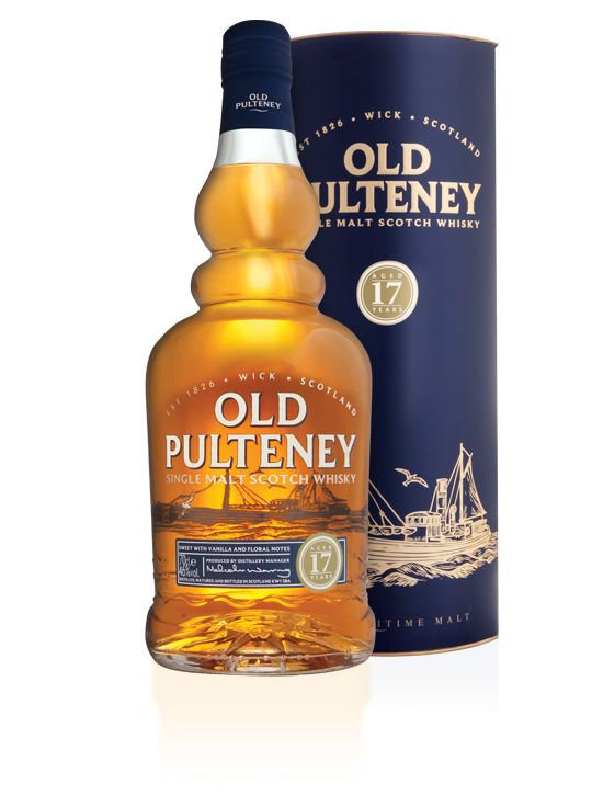 Old Pulteney 17 Years Old - Inver House - Scotland