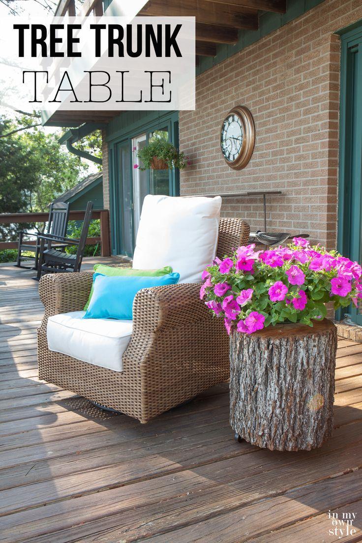 Captivating Outdoor Living Room Ideas