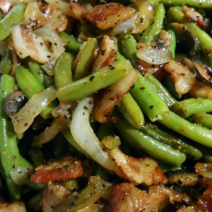 fresh green beans fresh green bean recipes beans recipes veggie ...