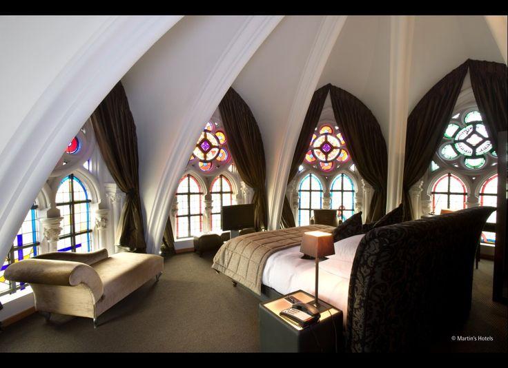 The World's Most Unusual Hotels - Martin's Patershof, Mechelen, Belgium