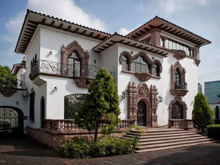 11 best interior colonial california images on pinterest for Mexican style architecture