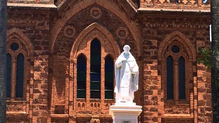 Igreja São Domingos em Uberaba, estado de Minas Gerais, Brasil.  - YouTube.