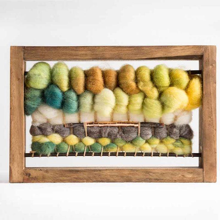 Artesanía en lana. #Villarrica