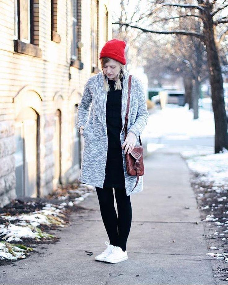 "60 Likes, 4 Comments - ETIKO (@etiko_fairtrade) on Instagram: ""Winter style ❄️ @hannahmtheisen keeping warm in our white lowcut sneakers  #wearnoevil…"""