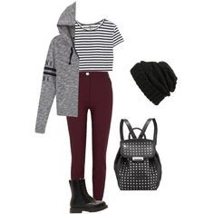 Image result for edgy high school outfits