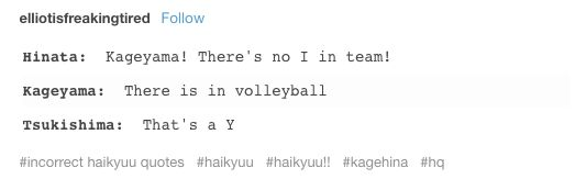 haikyu!! funny