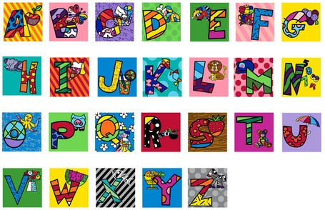 ROMERO BRITTO | Artists for Elementary Art | Scoop.it