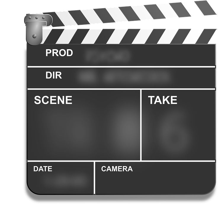 Clapper, Film, Motion Picture, Movies, Slate