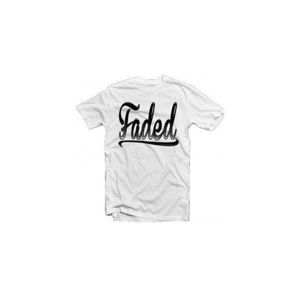 Jordan 11 Concord T-Shirt Faded White ($28) ❤ liked on Polyvore featuring tops, t-shirts, shirts, boys, faded t shirts, concord shirts, concord t shirt, tee-shirt and white tee