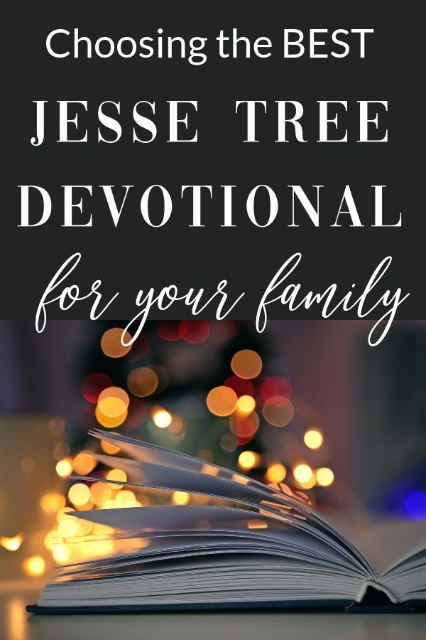 Best Christmas Devotional Ever.Ultimate Guide To The Jesse Tree Spiritual Practices And