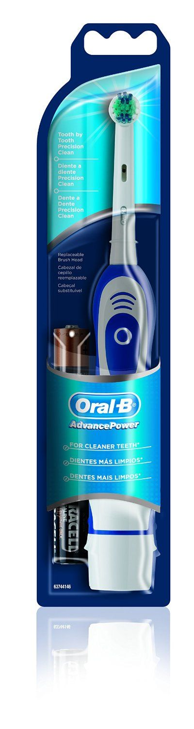 Chollo Cepillo de dientes Eléctrico Braun Oral-B Advance Power por 10.90€