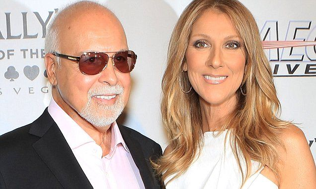 Celine Dion's husband René Angélil planned funeral before his passing