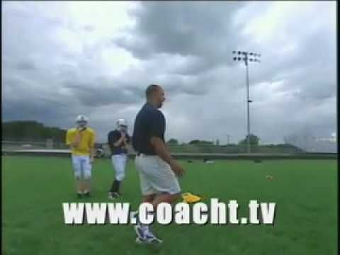 Teaching Youth Football Teams The Splatter Tackling Drill • Youth Football Strategies