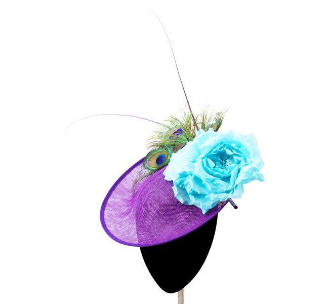 flores y plumas