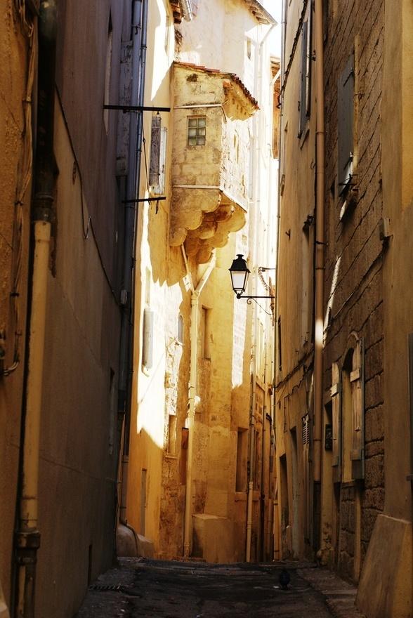 Ruelle à Montpellier