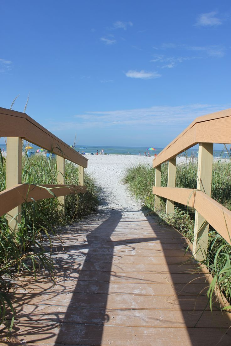 Treasure Island, Florida Beach #Beach #Ocean