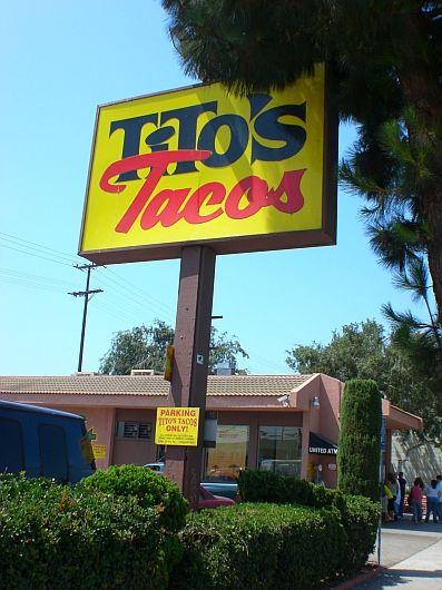 Mexican Food Culver City California