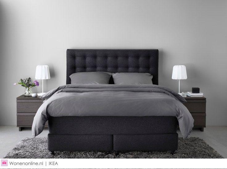 25+ beste ideeën over ikea slaapkamer op pinterest - ikea, Deco ideeën