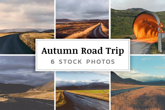 Autumn Road Trip – 6 Stock Photos by PhotoMarket --> https://crmrkt.com/GvyWz