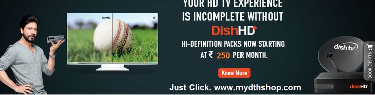 Enjoy your #favorite Show With Dish Tv HD +Recording,pause,Play,with Your family Now Click. www.mydthshop.com