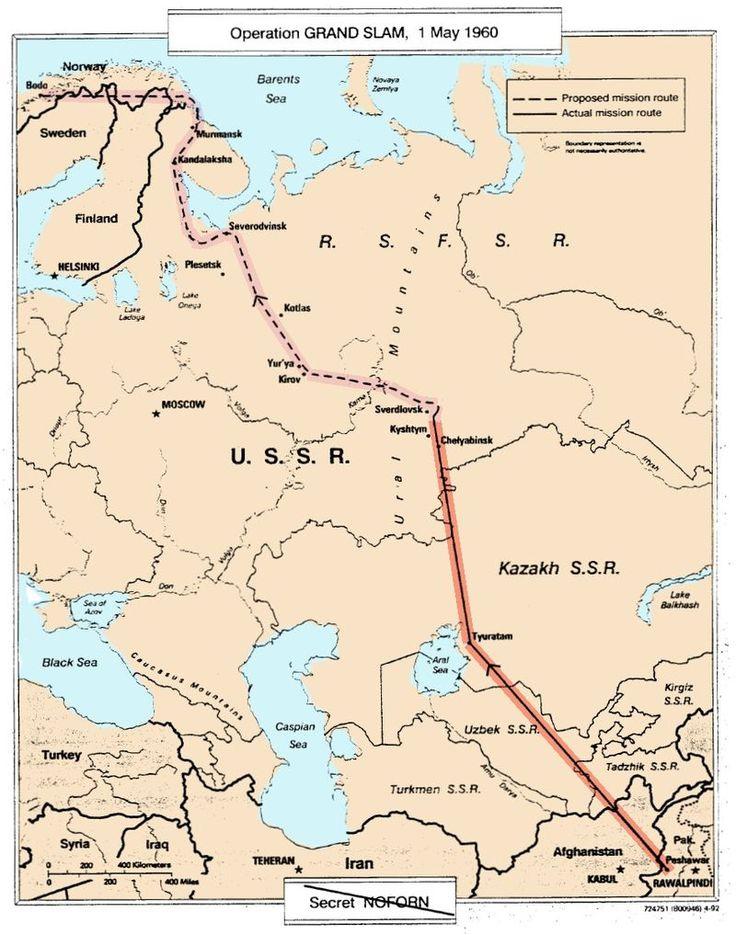 GrandSlam1960 - 1960 U-2 incident